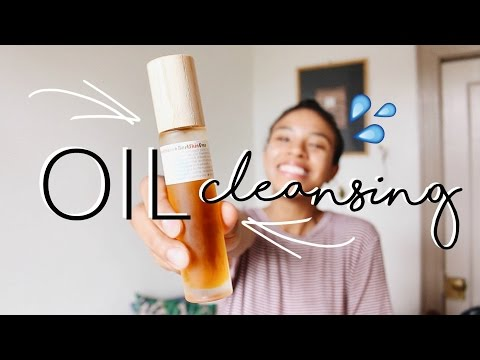OIL CLEANSING METHOD for BEAUTIFUL SKIN!