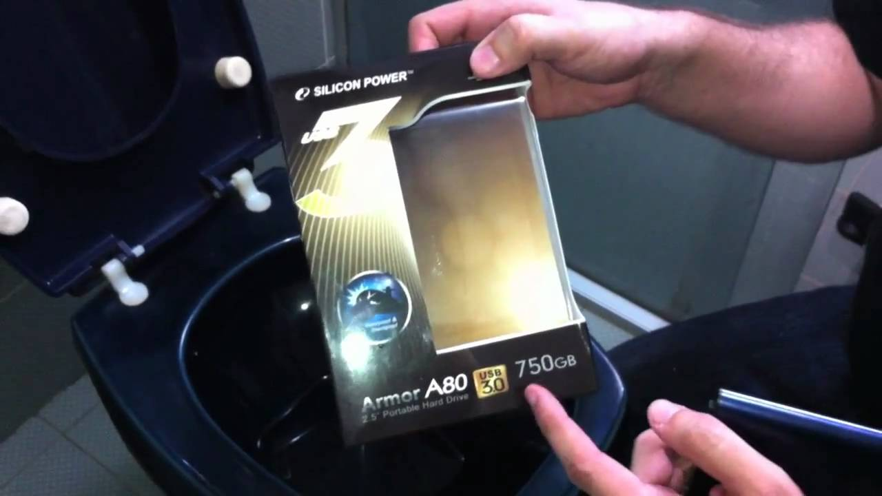Silicon Power Rugged Armored A80 Hard Drive Review Best Drive For Photographers