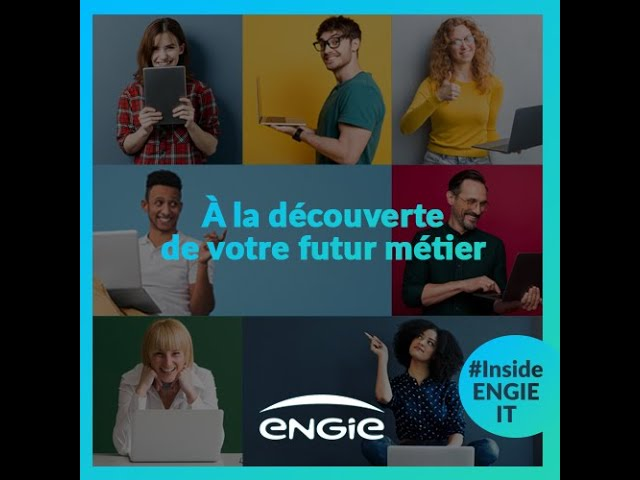 Inside Engie IT Episode 1 : Matthieu Pestel