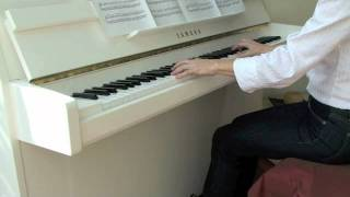 The Meadow (piano) - Alexandre Desplat