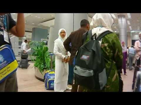 Cairo Airport 開羅機場 - Immigration 通關 day 2 - 6 ( Egypt )