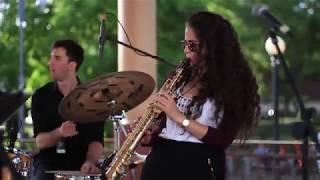 Lihi Haruvi Quintet en el FIJAZZ Costa Rica 2018