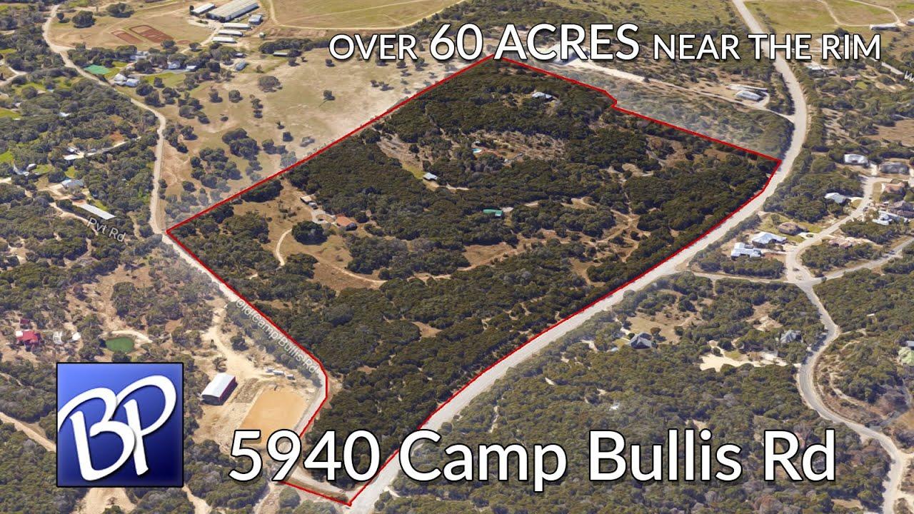 Land For Sale In San Antonio Tx >> For Sale: 62 +/- Acres - 5940 Camp Bullis Rd, San Antonio, Texas 78257 - YouTube