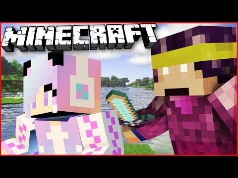 Ii fac o FARSA lu' Tsuki pe Minecraft!