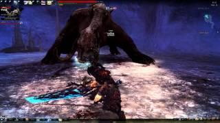 Vindictus 85 Hurk Irukul Hero solo(마영전 85 허크 우르쿨 히어로 솔플)