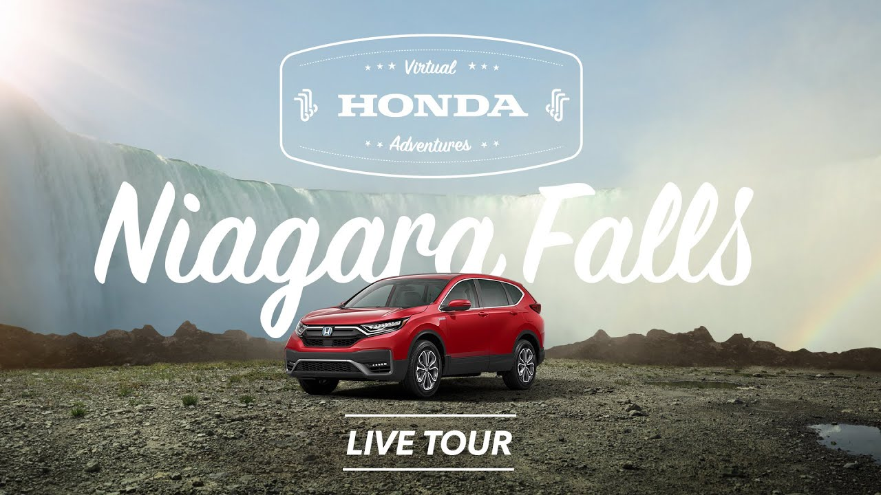 Honda Virtual Adventure – Niagara Falls