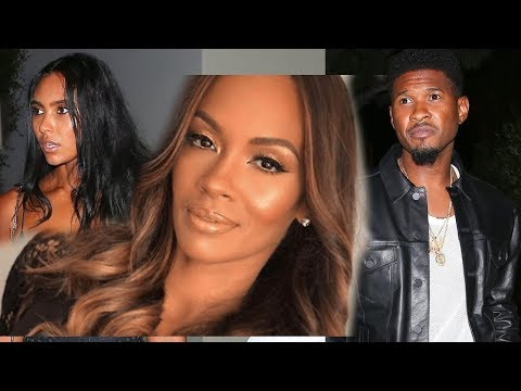 Usher Raymond Is Allegedly Dating Evelyn Lozada Daughter Shaniece (girlfriend)