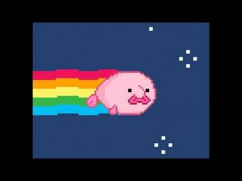 Nyan Blobfish
