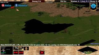 Trận 2 Aoe Solo Assyrian Dương Còi vs Hải Sẹo ngày 23-04-2018