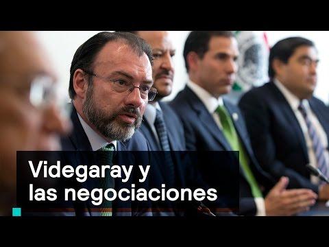 Luis Videgaray habla de Trump y la relación con México - Despierta con Loret