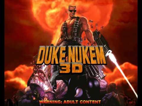 Duke Nukem 3D Soundtrack ( Spaceport )