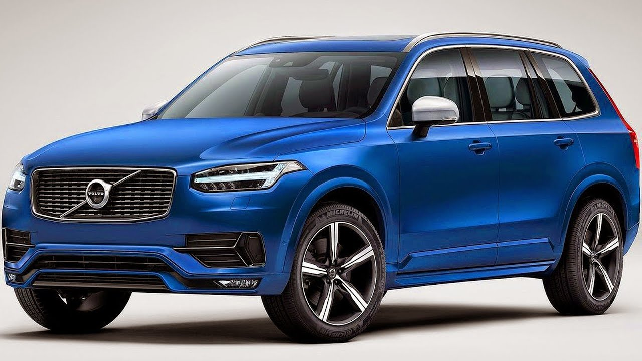 Volvo XC90 R-Design 2015 4x4 aro 22 - YouTube