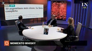 "📡 ""Momento whisky"" en ""Odisea Argentina"" de Carlos Pagni - 11/06/18"
