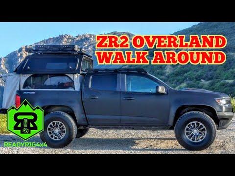2018 Overland Chevy Colorado ZR2 Walk Around