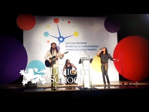 Keith Middleton and Sons Perform at IB Conference