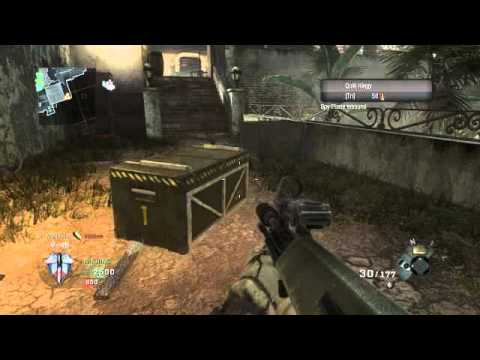 Call Of Duty Black Ops Glitches Tut Invisible Man Secret