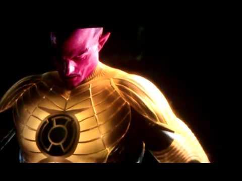 Green Lantern Ending HD
