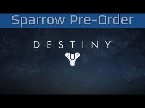 Destiny - Red Sparrow GameStop Pre-Order Trailer [HD 1080P]