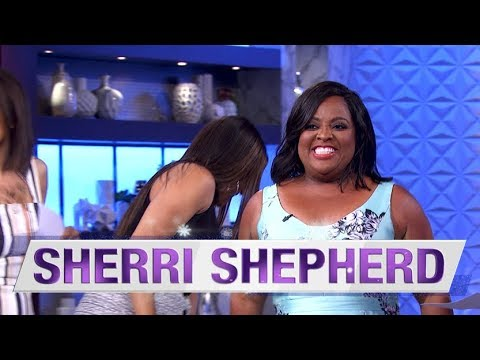 Monday on 'The Real': Sherri Shepherd
