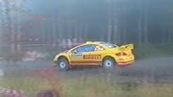 WRC HISTORY: Rally Finland 2006 SS10 Vaheri
