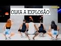 MC Kevinho - Olha a Explosão | Coreografia - KDence