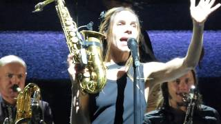 PJ Harvey - In The Dark Places & The Wheel  (Vienna, VA 7-21-17)
