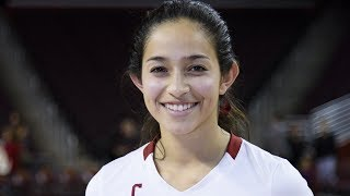 Pac-12 Network spotlights former USC volleyball player Samantha Bricio for LatinX Heritage Month