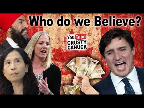 Who do we Believe??? Canada politics, latest news, Justin Trudeau