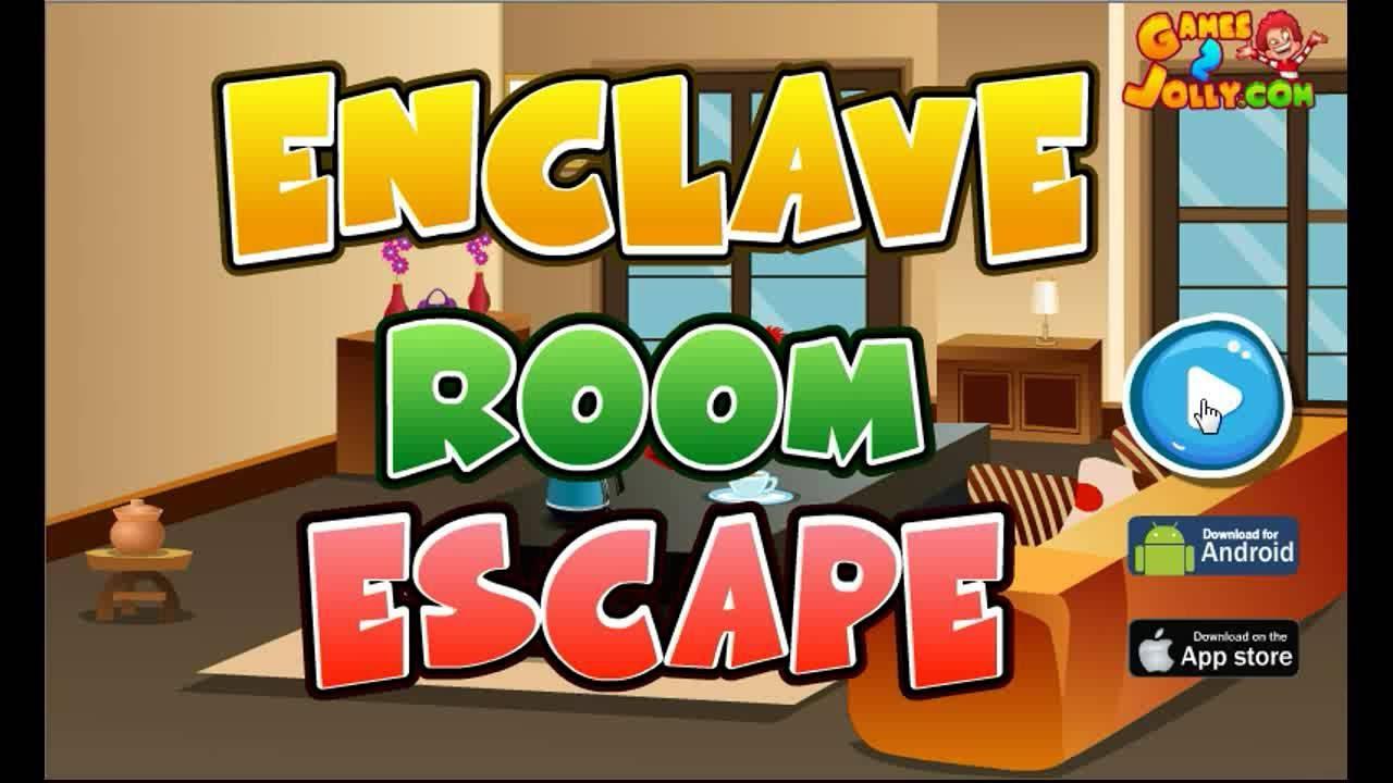 Enclave Escape Room
