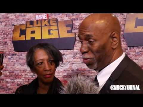 Alfre Woodard, Arvell Jones and Frankie Faison Talk 'Luke Cage'