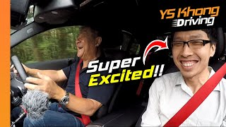 Mercedes C43 AMG (Pt.2): Supercar Status - Almost! [Test Drive] | YS Khong Driving