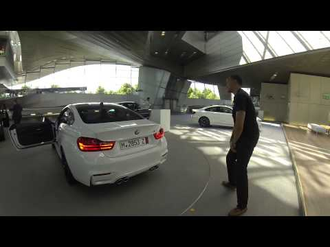 My 2015 M4 Delivery Moment at BMW Welt