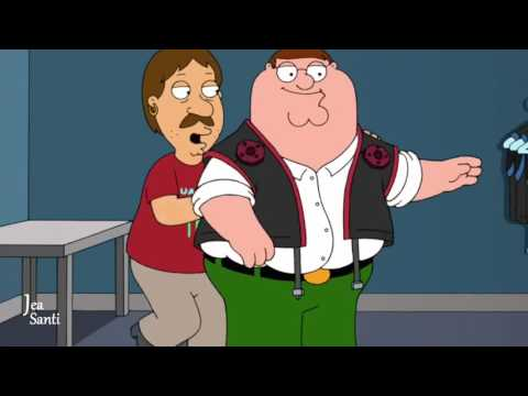Family Guy   Peter and The Guys play Laser Tag