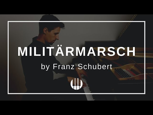 Militärmarsch by Franz Schubert