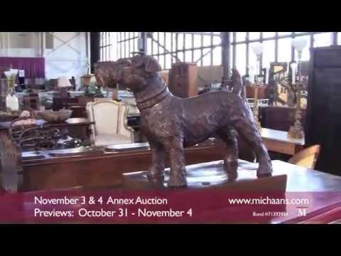 Sneak Peak of hidden bargains at Michaan's Auctions November 3 & 4 Annex Auction