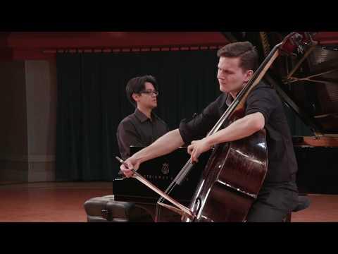 Serge Koussevitzky: Concerto Op.3, Dominik Wagner, Joshua Vigran