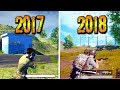 Evolution Of Battle Royale Mobile Games 2017-2018 (Android/IOS)