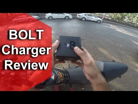 Bolt Charger review | KTM RC390