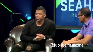 NFL's Russell Wilson and Ciara Have Chosen Abstinence (@JubileeMagazine)