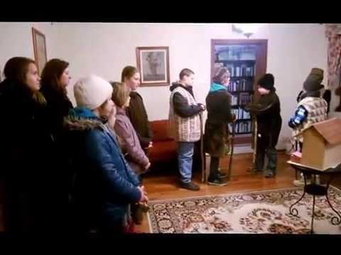Betlehemes játék Kistarcsán 2013