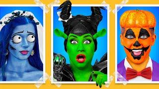 Типы Монстров в Фотодень | Смешные Моменты на Хэллоуин