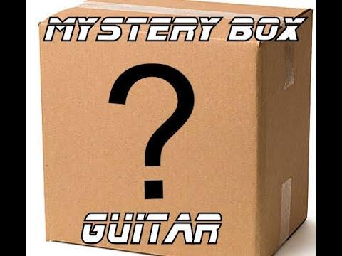 Mystery Box Headless Guitar Part 8