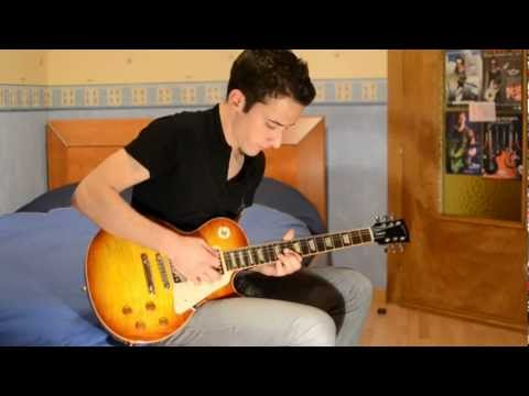Gary Moore - Parisienne Walkways cover by Florian