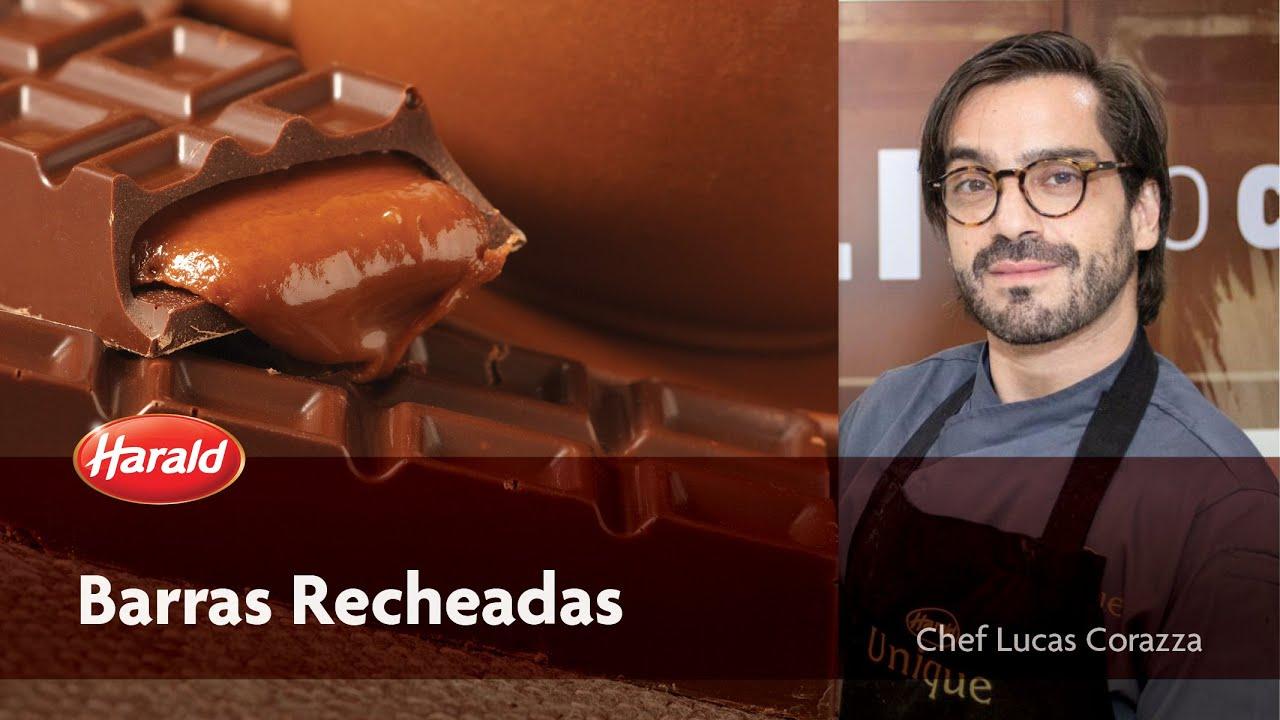 Barras Recheadas - Lucas Corazza
