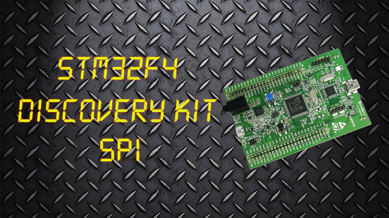 ARM Programlama Keil Stm32 - 11 SPI Accelerometer by Tugser Okur