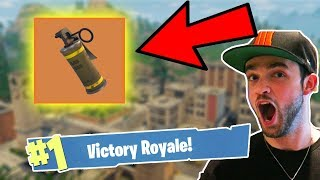 *NEW* STINK BOMB UPDATE - Stink Bomb Gameplay - Fortnite Battle Royale - Fortnite Daily Update
