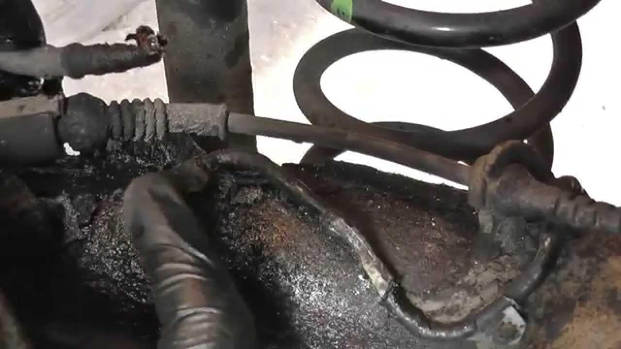Hidden Brake Pipe Corrosion  YouTube