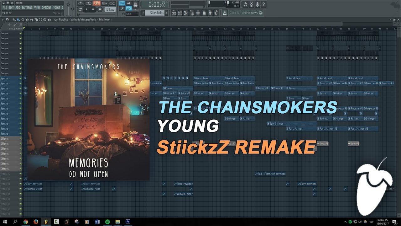 how to make songs like the chainsmokers fl studio