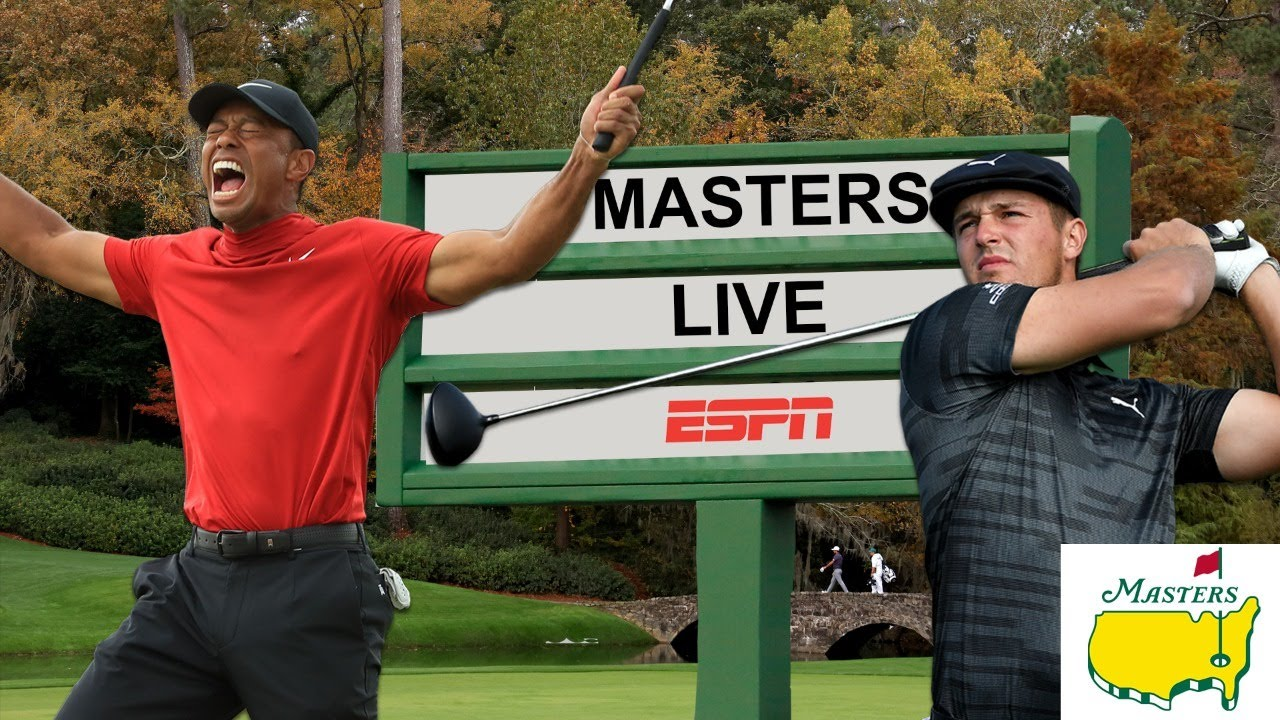 Masters Live Youtube