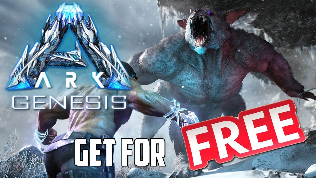 how to get ark for free